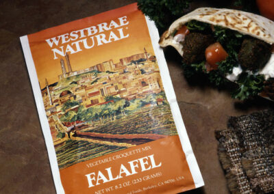 Westbrae, Falafel mix